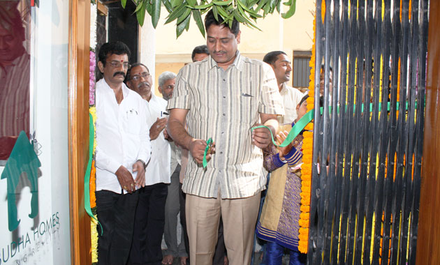 inaugurating corporate office
