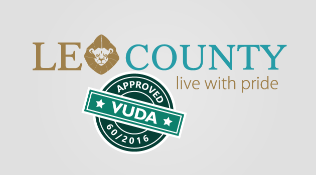 Leo County VUDA Approved Housing Layout